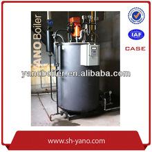 Gas& Light Oil Steam Boiler