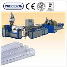 pvc fiber reinforced extrusion line