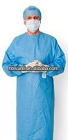 Disposable surgical gown high quality FDA/CE/ISO/NELSON