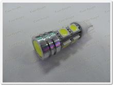 T10 194 168 W5W 5050 8 SMD + 1W LED Lights, Led Signal Bulbs Led License Plate Lamps
