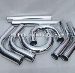 Performance aluminum intercooler pipe/alloy pipe kits