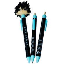 Novelty popular cartoon ball pen for kids