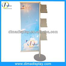 Indoor Sign Pole Stands