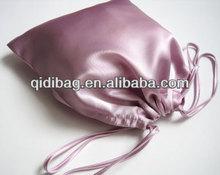 Popular Stain Silk Drawstring Bag