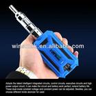 Alibaba China Shenzhen factory supply elvt mechanical mod e-lvt kit with mobile phone charging