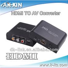 2014 Best HDMI to 5 RCA Component AV Converter Manufacturer