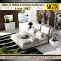 moderno mobiliariodesala cama redonda