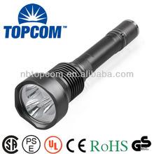 waterproof 5 modes power style 3 led 8000 lumen flashlight