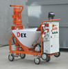 Chinese Manufacturer N5 automatic plaster machine/ dry mortar spray machine