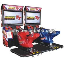 42 LCD TT motor amusement park kids bike racing arcade games