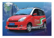 high power closed electric sedan for passenger