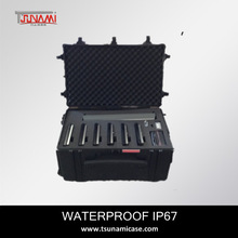 Outdoor carrying water proof case for laptop