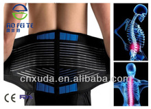 New Deluxe Neoprene Double pull Lumbar Lower Back Support Brace(Manufacture)