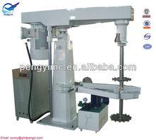 low viscosity material mixers,dissolvers, agitators