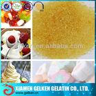 High jelly strength food grade swine skin/hide gelatine