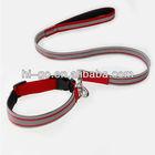Adjustable Dog Collar & leash set, pet lead