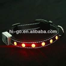 2013 best quality LED flashing pet product