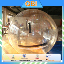 2014 Promotional Souvenir Water Ball,Bouncing Water Ball,Inflatable Bubble Ball Water
