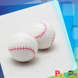 2014 Hot Sale Promotional Rubber Golf Balls
