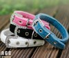 Plain soft velvet collars for dog