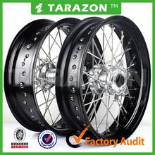17 inch Spoked Wheel For KTM Supermoto 125CC-530CC
