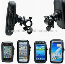 universal phone case Bike Mount waterproof case for iphone 4 5 galaxy s3 s4