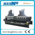 CNC 라우터 4 축