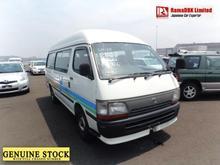 #33501 TOYOTA HIACE COMMUTER - 1994 [VANS- PASSENGER VANS] Chassis:LH125-1000455