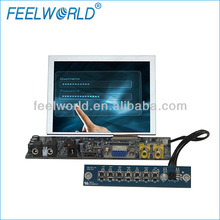 5'' touch screen small custom display lcd for digital camera