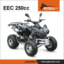 petrol quad bike EEC 250CC racing ATV