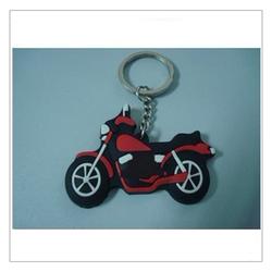 latest cer logo keyring /motorcycle shaped keyring