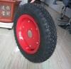 PP Rim pneumatic small pneumatic rubber wheel 4.00-10