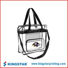 pvc handle packing bag