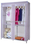 folding portable wardrobe, easy-pack folding portable wardrobe manufacturing