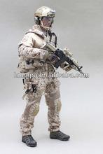 oem custom 1/6 Action Figure;1/6 military soldier figure; 1/6 military army soldier action figure custom gun man