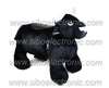 GM5940 SIBO battery animal bike with coin operated plush animal toy car