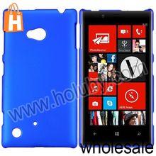 Oil Coated PC Hard Back Case Phone Cover Skin for Nokia Lumia 720