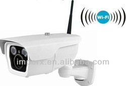 H.264 960p long distance wireless security camera ONVIF with SD card,POE,motion detection,night vision