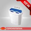Mini twin tub washing machine 3kg