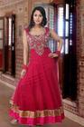 Red Punjabi Party Wear Kurta/Suits designs for wholesale
