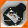 China Manufacturer NEW Product Arm LED microfiber eyeglasses bag cell phone pouch