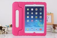 New EVA with handle unbreakable protective case for ipad air