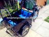 2014 Shimano Electric bakfiets electric cargo trike with pedal