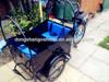 2014 Shimano Electric bakfiets cargo three wheel trike