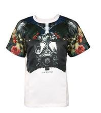 industrial printing machine ladies plain t-shirt dresses boys design printing