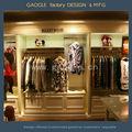 Moderna crianças roupas display móveis/crianças loja de design carrinho