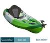 New design hot Single seat rotomolded polyethylene kayak