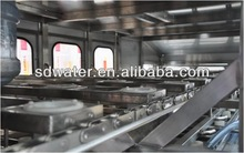 Automatic Water Bottling and Packaging Equipment for 3/5 Gallon Bottled Water