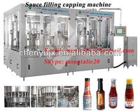 Liquid Sauce Bottle Filling Machine