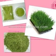 Organic Factory natural young barley grass powder